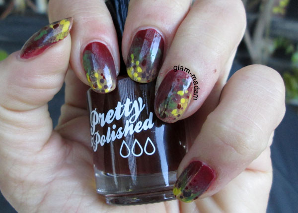 Abstract Nail Art Ideas  20 Creative and Unique Nail Designs