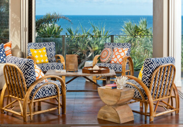 Get the Perfect Furniture for Your Balcony: 20 Amazing Balcony Decorating Ideas - outdoor furniture, balcony furniture, balcony decor, balcony