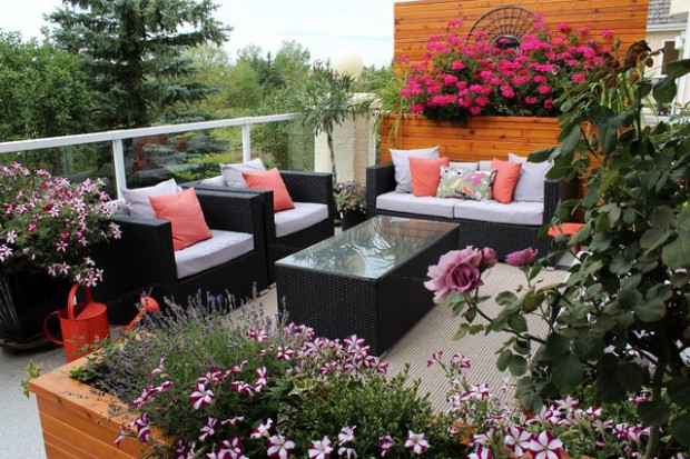 Get the Perfect Furniture for Your Balcony: 20 Amazing Balcony Decorating Ideas