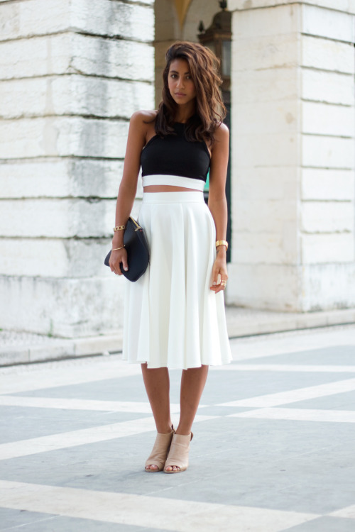 20 Stylish Ways to Style the Crop Top This Summer