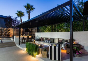 Choosing the Right Modern Garden Furniture for your Outdoor Area - porch swings, outdoor, modern garden furniture, garden, furniture, daybeds, colour scheme, bbq