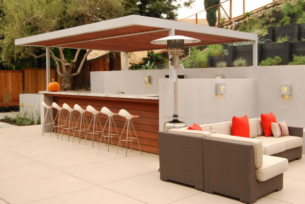 Creative Outdoor Bars 17 Amazing Deck Design Ideas