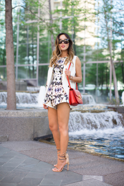 18 Chic Ways to Style Rompers for Summer