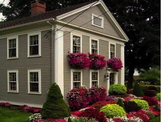 What Is Curb Appeal And How Can It Work For You? - sell house, focal point, flower power