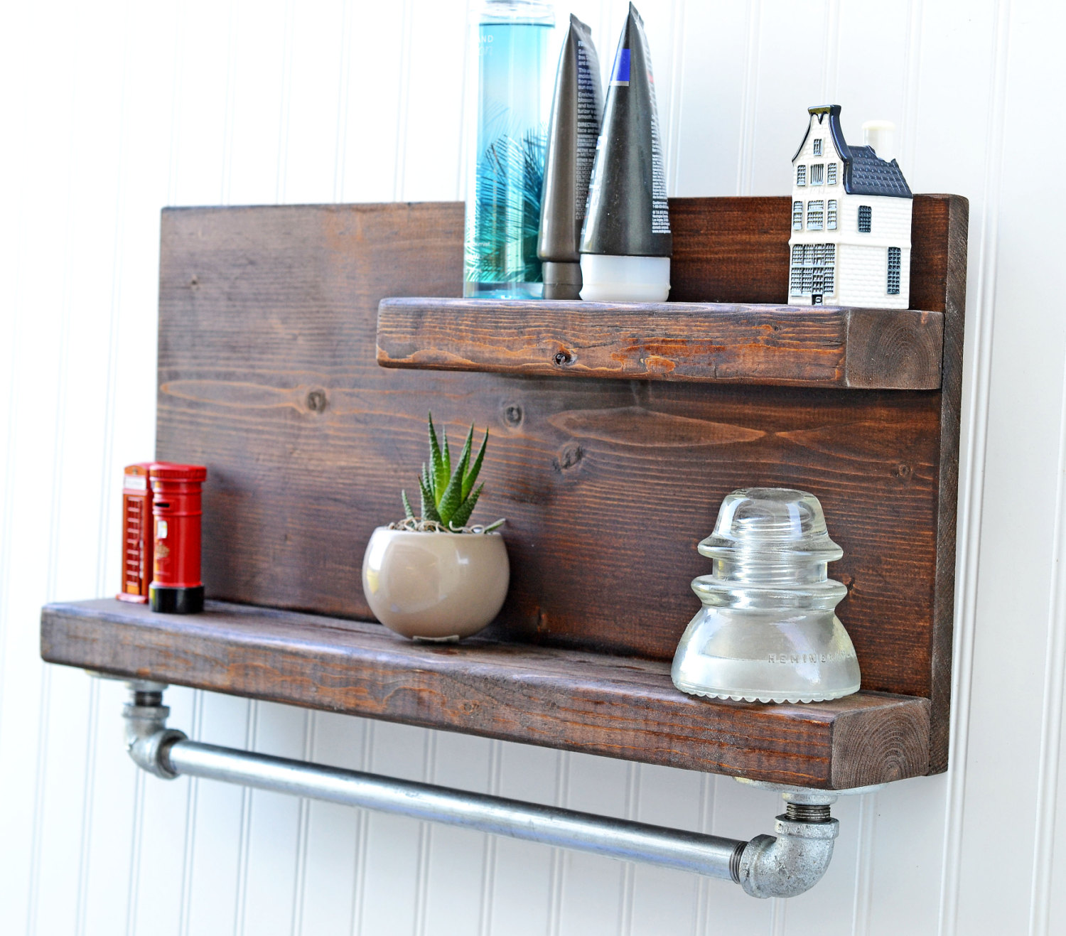 21 Amazing Shelf Rack Ideas For Your Home: 16 Amazing DIY Projects For Your Home You Can Make From