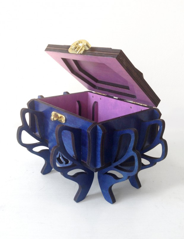 16 Unique Handmade Jewelry Boxes For Elegant Jewelry Storage And Display (12)