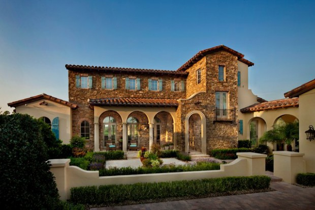 18 Extremely Luxury Mediterranean Home Designs That Will Make You Insta-Jeallous (12)