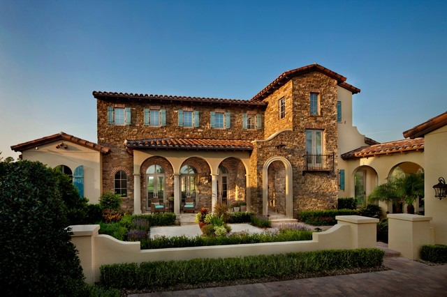 18 Extremely Luxury Mediterranean Home Designs That Will