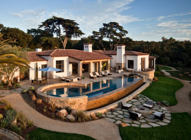 18 Extremely Luxury Mediterranean Home Designs That Will Make You Insta-Jeallous (4)
