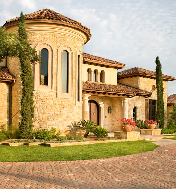 18 Extremely Luxury Mediterranean Home Designs That Will Make You Insta-Jeallous (8)