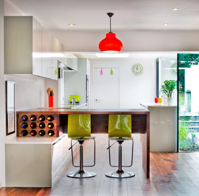 18 Outstanding Contemporary Kitchen Designs That Will Bring Out The ...
