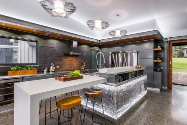 18 Outstanding Contemporary Kitchen Designs That Will Bring Out The Chef In You