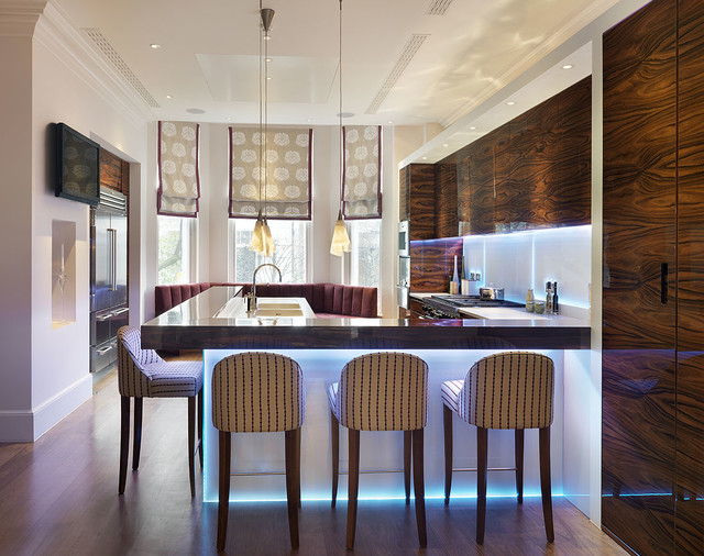 Wonderful 18 Outstanding Contemporary Kitchen Designs That Will Bring Out The Chef In  You