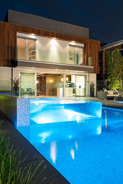 18 Wonderful Private Swimming Pool Designs For The Perfect Daily Motivation (10)