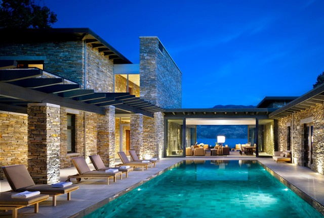 18 Wonderful Private Swimming Pool Designs For The Perfect Daily ...