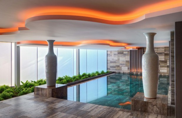 18 Wonderful Private Swimming Pool Designs For The Perfect Daily Motivation (16)
