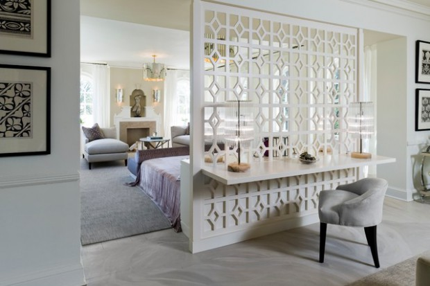 Make Space With Stylish Room Dividers: 24 Clever & Contemporary Ideas