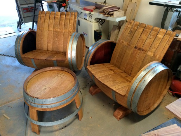 23 Genius Ideas To Repurpose Old Wine Barrels Into Cool Things (11)