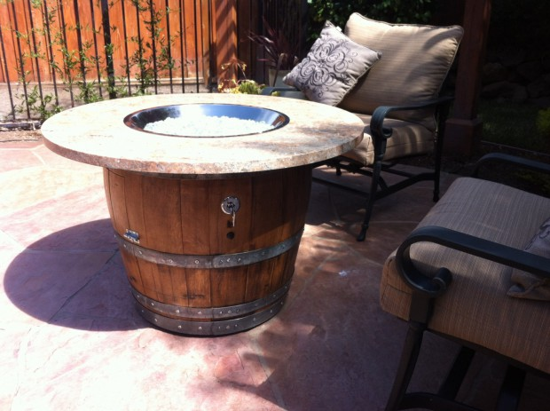 23 Genius Ideas To Repurpose Old Wine Barrels Into Cool Things (17)