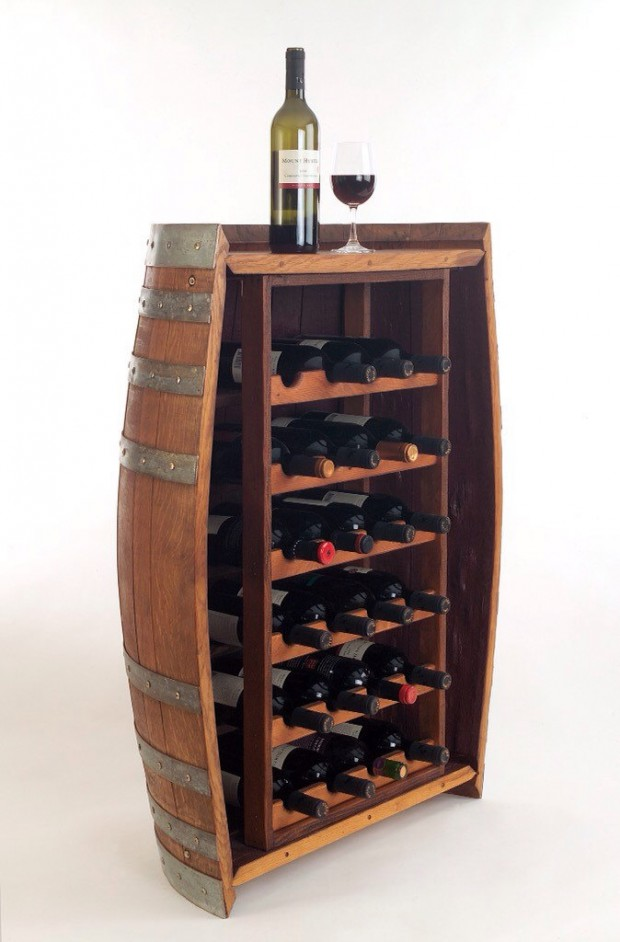 23 Genius Ideas To Repurpose Old Wine Barrels Into Cool Things (2)