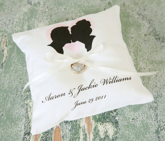 16 Creative Diy Ring Bearer Pillow Ideas