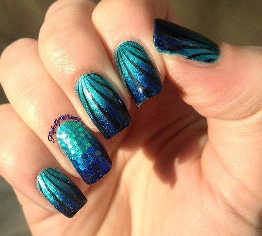 Blue Nail Art Ideas For Every Occasion 20 Gorgeous Nail Designs