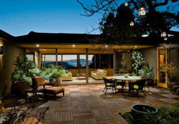 20 Outstanding Backyard Patio Design Ideas in Contemporary Style - patio design ideas, backyard patio, backyard ideas, backyard deck, backyard