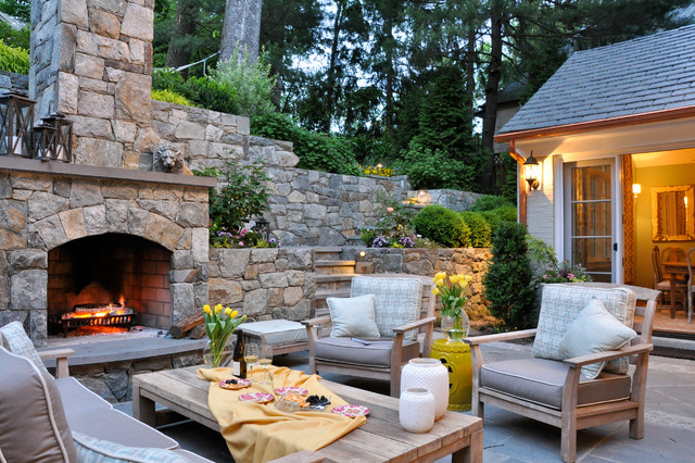 20 Cozy Outdoor Sitting Spaces Design Ideas Style Motivation