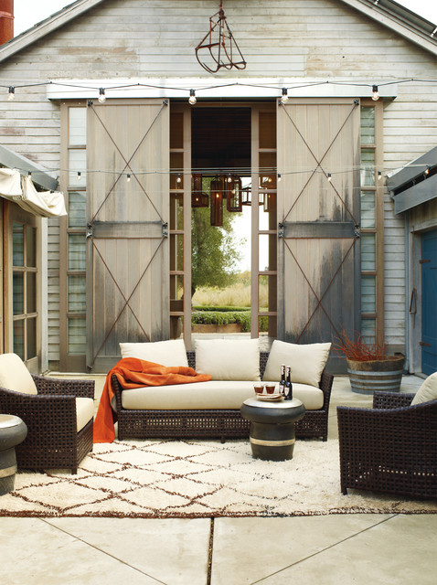 20 cozy outdoor sitting spaces design ideas - style motivation