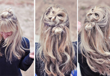 16 Hairstyle Tutorials that Will Take You From Summer to Fall Effortlessly - summer to fall, summer hairstyles, hairstyle tutorials, hairstyle ideas, fall hairstyles