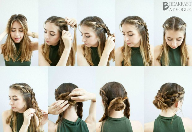 16 Hairstyle Tutorials that Will Take You From Summer to Fall Effortlessly