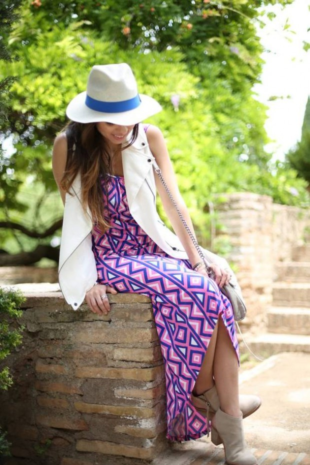 How To Wear Summer Hats: 20 Stylish Outfit Ideas