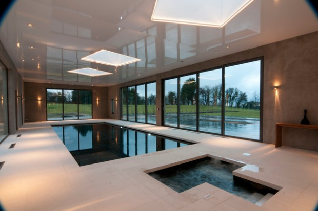 20 Luxury Indoor Swimming Pool Designs For A Delightful Dip