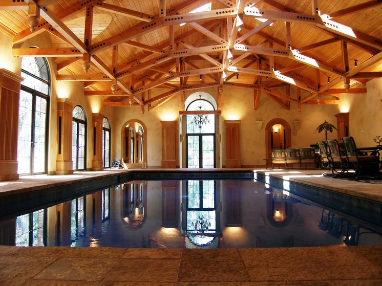 luxury house plans with indoor pool 20 luxury indoor swimming pool designs for a delightful 27231