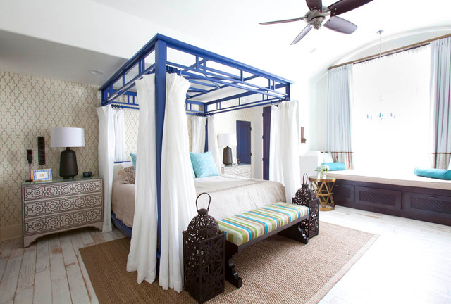 23 Inspiring Mediterranean Decorating Ideas for Bedrooms
