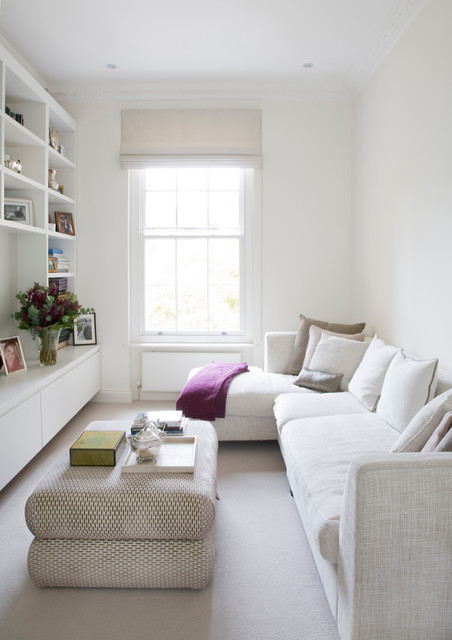 20 Small Space Design Ideas for Living Rooms