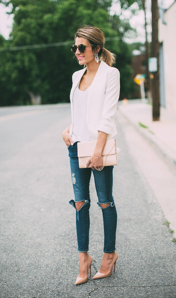 18 Absolutely Beautiful Street Style Looks