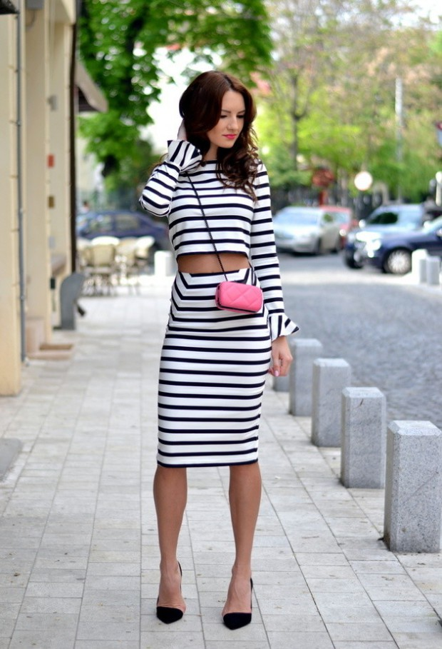 Summer Stripes: Outfit Inspiration from 20 Amazing Outfit Ideas