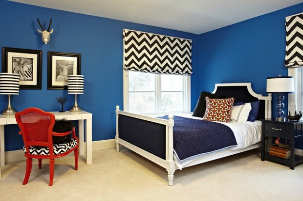 How To Decorate With Chevron Pattern: 20 Decorating Ideas