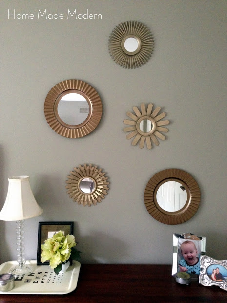 18 creative and unique diy mirror ideas - Unique Mirror Ideas