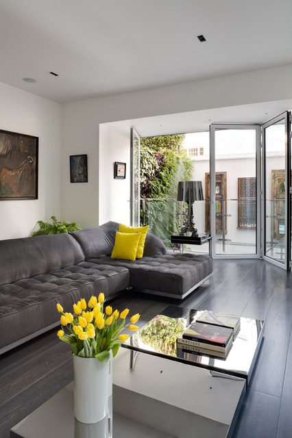 Elegant Sophistication: 23 Grey and Yellow Home Decor Ideas