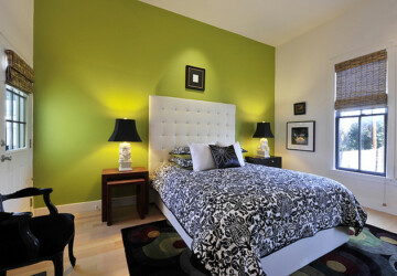 Green Accents for Artistic Home Decor - home decor, home, green home decor, green and black, green accents, green accent, green, black and green, artistic home decor, artistic