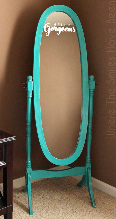 18 Creative and Unique DIY Mirror Ideas