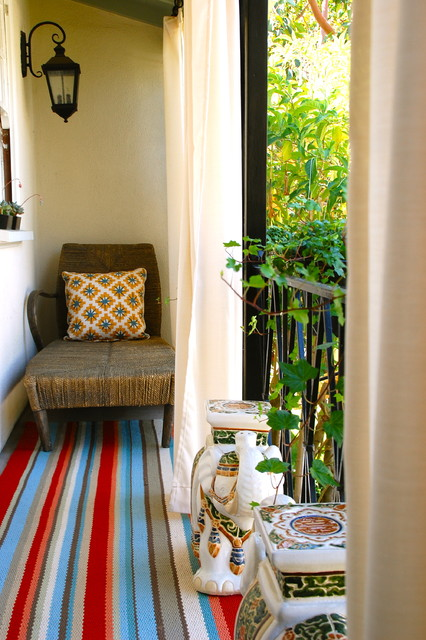 17 Small Balcony Designs and Decorating Ideas You Will Love