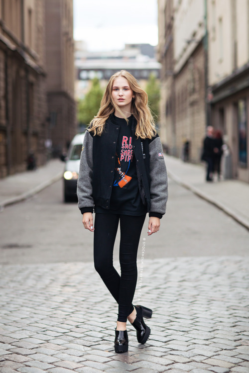 21Stylish Ways To Wear Varsity Jacket