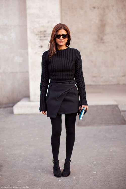 Sweater Weather: 22 Cozy Outfit Ideas