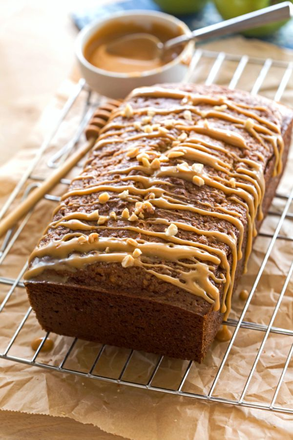 Honey-Peanut-Butter-Glazed-Apple-Bread-1-600