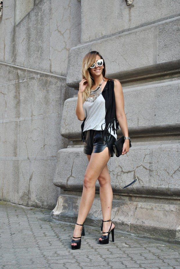 20 Stylish Outfit Ideas by Fashion Blogger Manuela from Lets talk about fashion