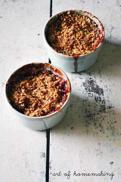 blog post crumble 2