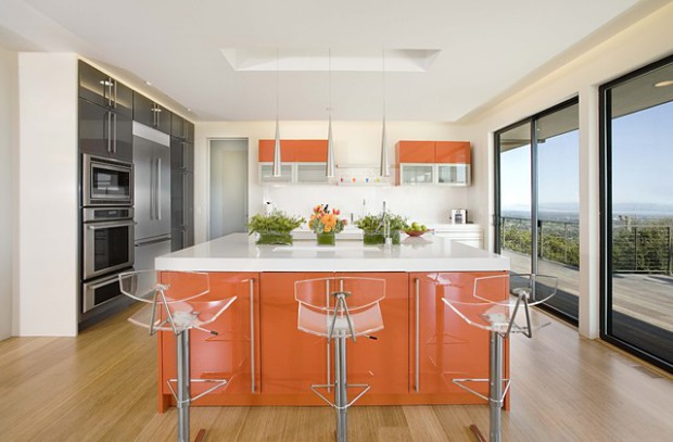 18 Creative Ideas for Kitchen Island Design and Decor